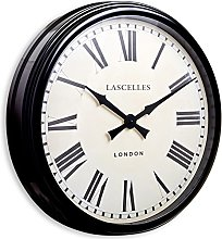 Large Metal Wall Clock - 58cm