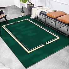 Large Modern Non Slip Carpets Washable Bedroom
