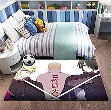 Large non-slip carpet animation/cartoon floor mats