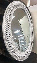 Ornate Oval Mirror Shop Online And Save Up To 23 Uk Lionshome