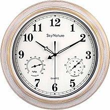 Large Outdoor Clocks, Waterproof Clock with