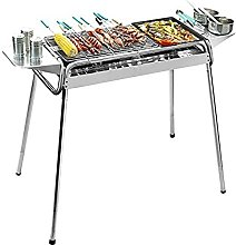 Large Outdoor Wild Charcoal Barbecue Grill