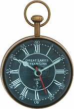 Large Paperweight Clock/Compass