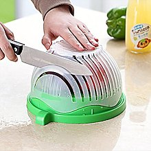 Large Perfect Salad Cutter Bowl – 57 Second