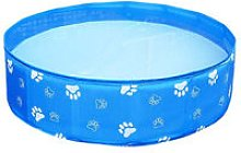 Large Pet Collapsible Swimming Pool PVC Folding