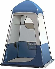 Large Portable Camping Toilet Tent With Hook,