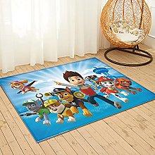 Large Puzzle Paw Patrol Rug Carpet Children'S