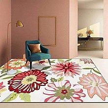 Large Rug Modern Pattern Chic Indoor Floor Mat