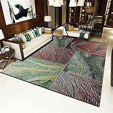 Large Rugs Abstract geometric short piles,