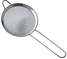 Large Stainless Steel Fine Mesh Strainer with