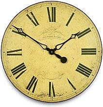 Large Swiss Clockmaker's Wall Clock - 49.6cm