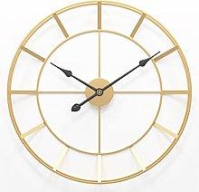 Large Wall Clock,For Living Room Garden Bedroom