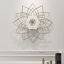 Large Wall Clock for Living Room Wall Decoration