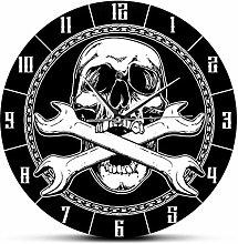 Large Wall Clock Kitchen Clock Wall clock death