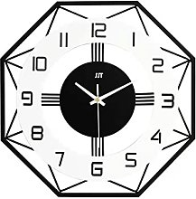 Large Wall Clocks for Living Room, Silent Clock,