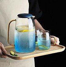 Large Water jug Glass jug Household Kettle teapot
