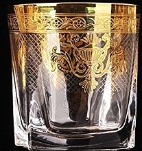Large Whiskey Foreign Wine Glass Palace Style