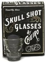 Lark London - Skull Shot Glasses