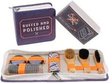 Lark London - Store Buffed Polished Shoe Kit