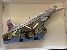 Lark Rise British Airways Concorde novelty wooden