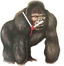 Larkrise Designs Gorilla Clock - WW12
