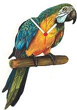 Larkrise Designs Parrot Clock - WW11