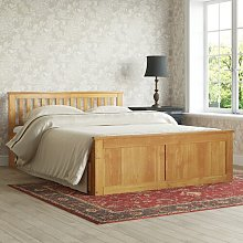 Larksville Storage Bed Frame ClassicLiving