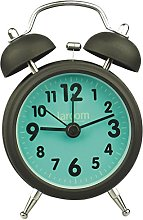 laroom 12941–Design alarm clock, green