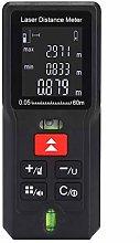 Laser Distance Meter, Portable Handle Digital Tape