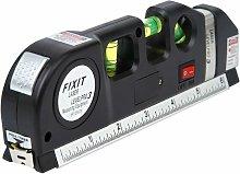Laser levels, versatile measuring tool, spirit