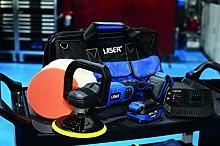 Laser Tools Laser 68073 Cordless Polisher 20V Ki