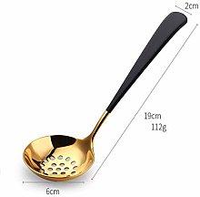 LASISZ Drinking Spoon 304 Stainless Steel Spoon