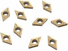 Lathe Tool, 10PCS/ Box DCMT070204 YBC251 Carbide