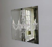 Latimer Decorative Chandelier Accent Mirror