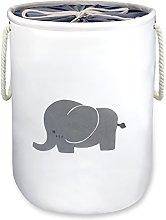 Laundry Basket,Elephant Basket Nursery,Storage