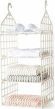 Laundry Basket Overlay Dormitory Clothes Basket