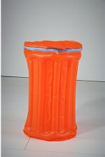 Laundry Basket Rebrilliant Colour: Orange