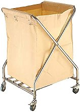 Laundry Basket, Stainless Steel, Commercial