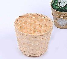 Laundry Baskets Rattan Plant Basket Handmade