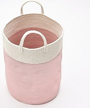 Laundry Bin Beachcrest Home Colour: Pink