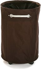 Laundry Bin Brambly Cottage Colour: Brown