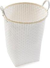 Laundry Bin House of Hampton Colour: White
