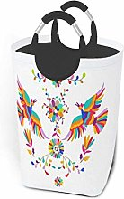 Laundry Hamper Best And Folk Mexican Otomi Style