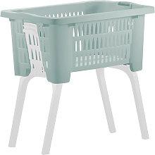 Laundry Linen Basket Washing Clothes Bin Storage