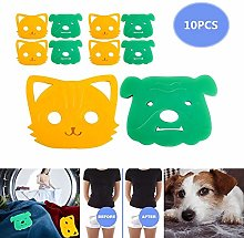 Laundry Pet Hair Remover Dogs Cats Hair Catcher