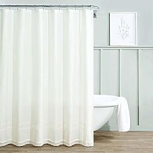 Laura Ashley Home Annabella Shower Curtain-100%