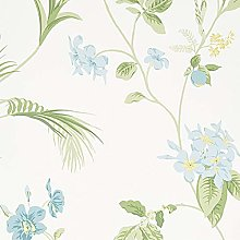 Laura Ashley Slightly Imperfect Orchid Apple Green
