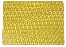 Laura Jackson Designs - Leaf Placemats Yellow Set