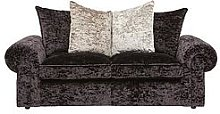 Laurence Llewelyn-Bowen Scarpa Fabric 3 Seater