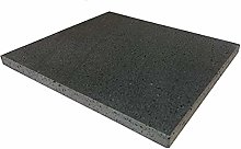 Lava or soapstone 50 x50 refractory, x gas, oven,